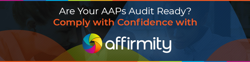 Affirmity AAP audit ready banner