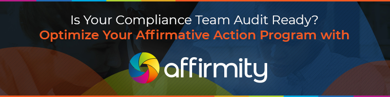 Affirmity compliance team audit ready banner